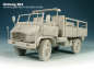 Preview: Unimog S404
