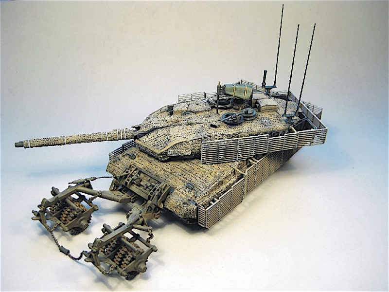"Leopard 2A6M CAN ""Barracuda"""