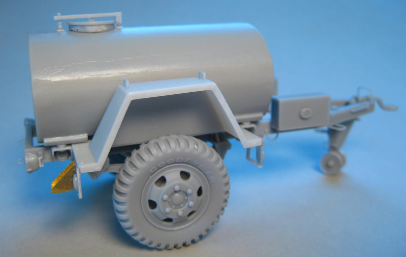 M149 A1 Water Trailer