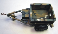 M332 Ammunition Trailer