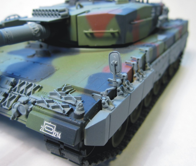 Leopard 2A4 Upgrade Kit