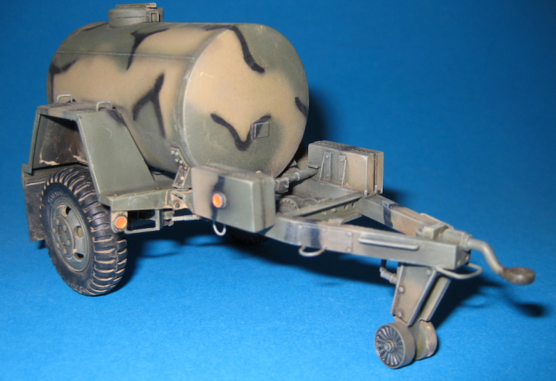 M149 A2 Water Trailer