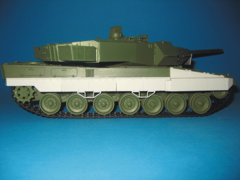 "Leopard 2 A5 / A6 Track Skirts ""New Style"""