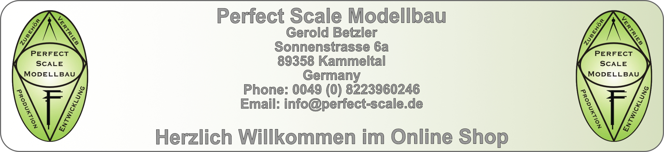 Perfect Scale Modellbau-Logo