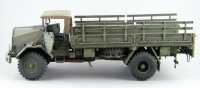 MAN 630 L2AE Cargo Truck / without tarpaulin