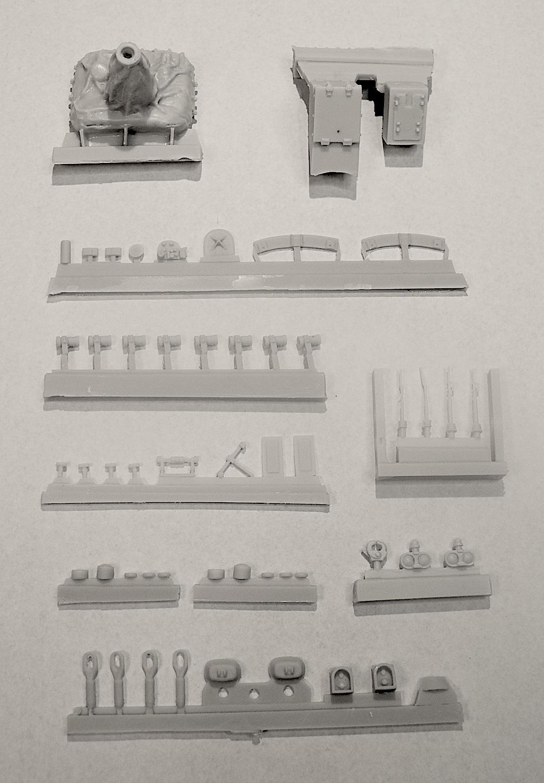 2938585703 Perfect Scale Modellbau - M48 A2 CG Conversion Kit